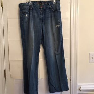 Chip & Pepper Men's Jeans Distressed Size 36-29